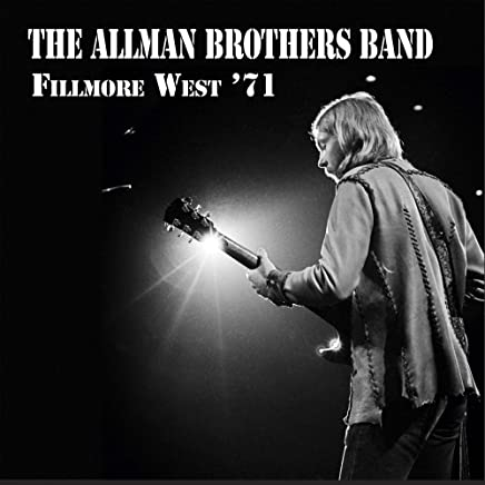 The Allman Brothers Band - Fillmore West '71 (2019) LEAK ALBUM