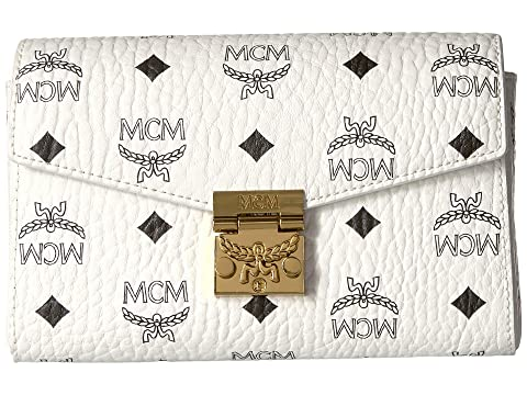 MCM Patricia Visetos Belt Bag Small