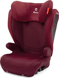 Diono Monterey 4DXT Latch, 2-in-1 Belt Positioning Forward Facing Booster Seat | High Back Booster Mode with Expandable He...