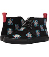Del Toro - Blue Stars Embroidered Chukka Sneaker