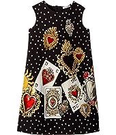 Dolce & Gabbana Kids - Sleeveless Dress (Little Kids)