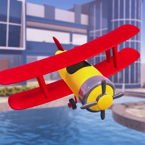 Rc Toy Airplane Stunts Game 3D