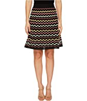 M Missoni - Zigzag Relief Skirt