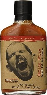 batch 37 hot sauce