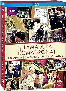Llama A La Comadrona - Temporada 1 Y 2 [Blu-ray]