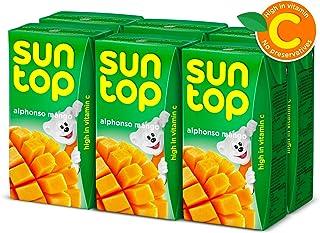 SUNTOP Mango Juice, 6 x 125 ml