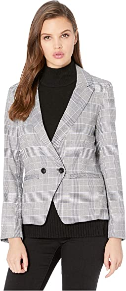 Belmont Plaid Blazer