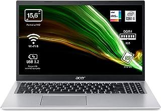 "Acer Aspire 5 A515-44 - Ordenador Portátil 15.6"" Full HD, Laptop (AMD Ryzen 7 4700U, 8 GB RAM, 512 GB SSD, UMA Graphics, C..."