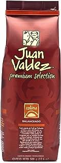 JUAN VALDEZ Colina Colombian Ground Organic Coffee   Café Colombiano 17.6 oz