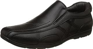 BATA Men's Docie Ii Black Formal Shoes-7 UK/India (41 EU) (8516879)