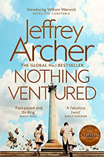 Nothing Ventured: William Warwick Book 1: The Sunday Times 1 Bestseller