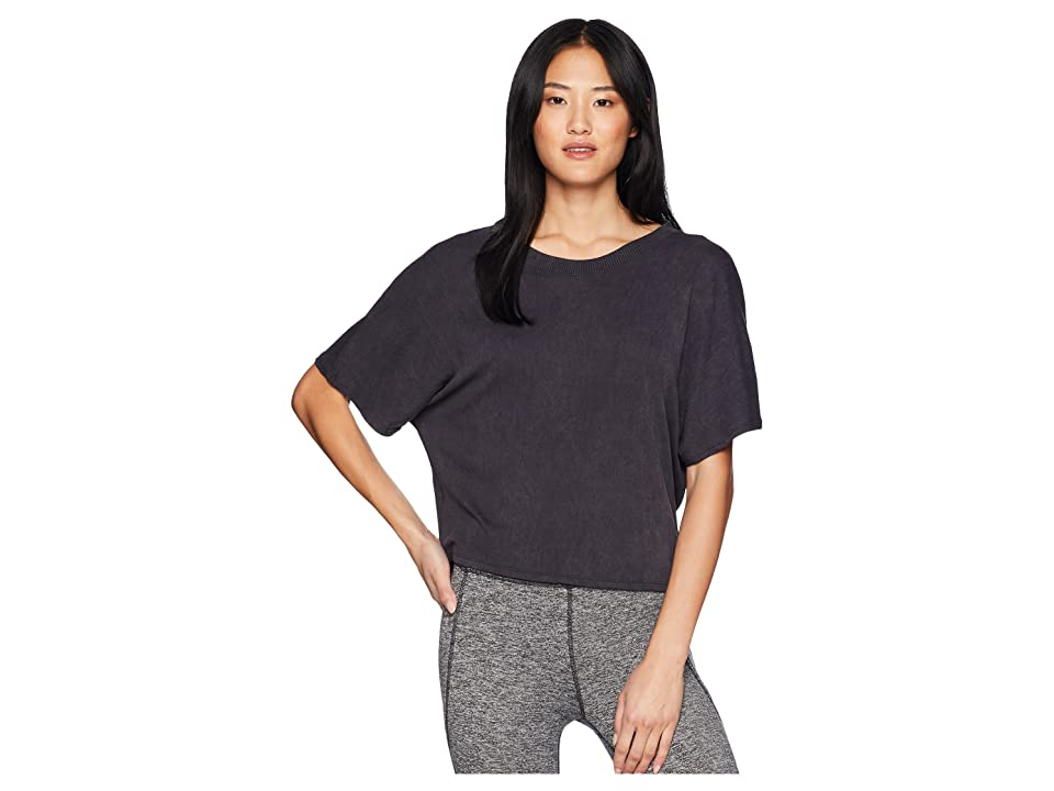 Free People Movement Bambi Tee (Black) Women