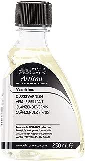 Winsor & Newton Artisan Water Mixable Mediums Gloss Varnish, 250ml