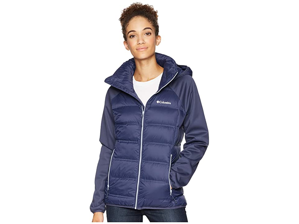 Columbia Explorer Fallstm Hybrid Jacket (Nocturnal/Faded Sky) Women