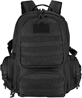 ProCase 3 Day Military Army Assault Pack Tactical Backpack, 42L Large 600D Oxford Molle Go Bag for Trekking, Camping, Hunt...