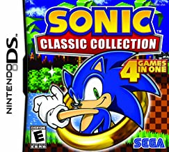 Sonic Classic Collection - DS