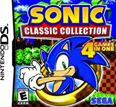 sonic the hedgehog classic collection ds