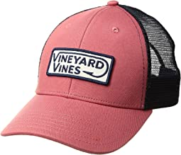 Vineyard Vines - Hook Patch Trucker Hat