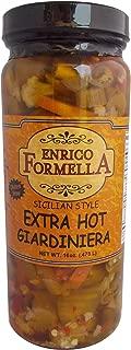 Enrico Formella Extra Hot Giardiniera 16oz.
