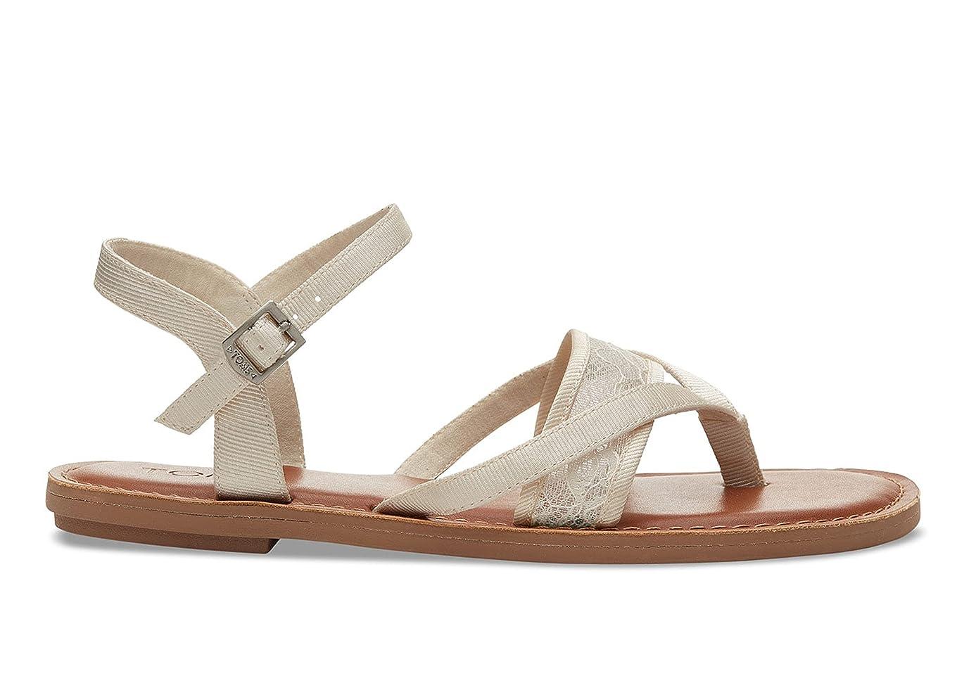 TOMS Womens Lexie Casual Sandals Shoes
