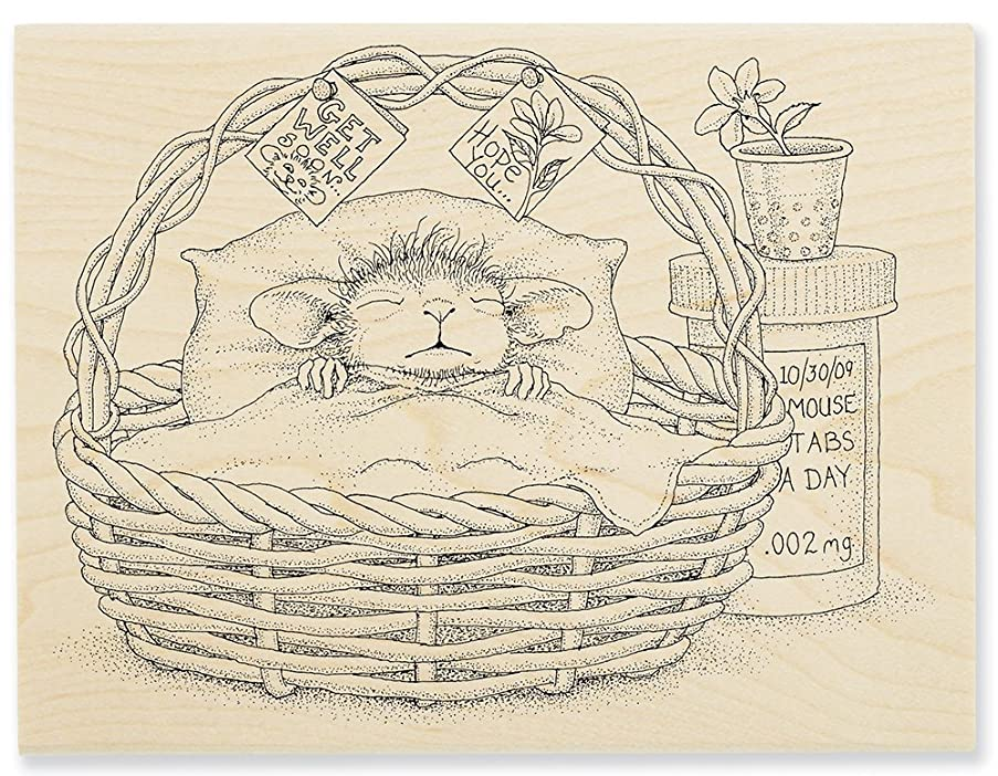 STAMPENDOUS Wood Stamp Quick Recovery