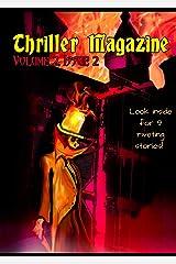 Thriller Magazine (Volume 2, Issue 2) Kindle Edition