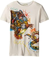 Gucci Kids - T-Shirt 498014X3I65 (Little Kids/Big Kids)