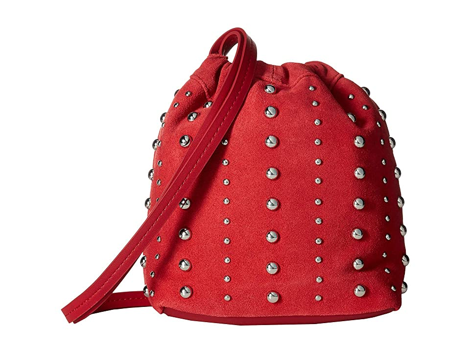 Sam Edelman Savile Shoulder Bag (Red) Handbags