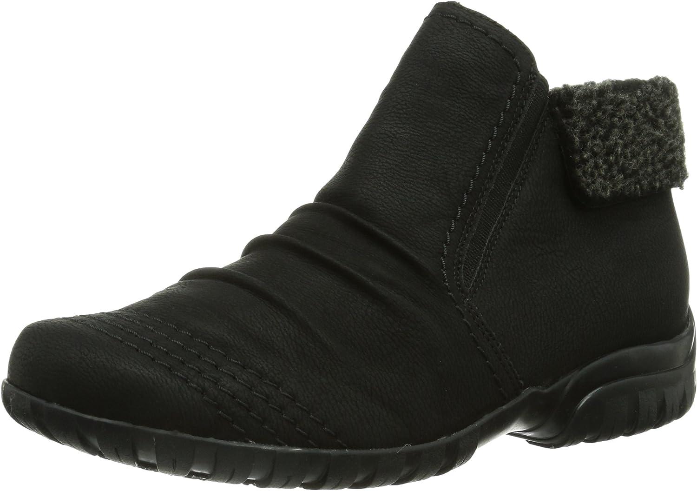 Rieker L4684 Damen Kurzschaft Stiefel  | Kaufen Sie beruhigt und glücklich spielen