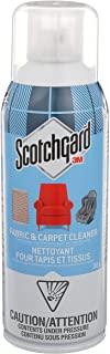 Scotchgard Fabric and Carpet Cleaner, 283 Grams, Furniture and Carpet Stain Remover