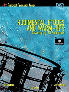 Best 40 percussion rudiments Reviews