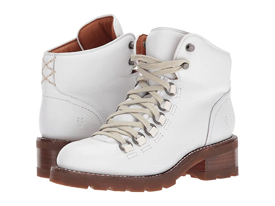 Frye Alta Hiker (White) Women