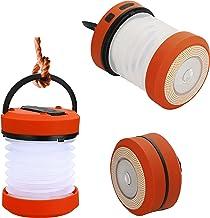 Cao Lamp Dynamo intrekbare LED oranje