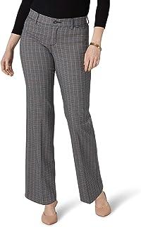 Lee womens Flex Motion Regular Fit Trouser Pant Pants
