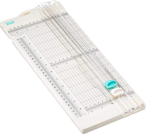 Artemio 18002097 Massicot grand format - Règle rétractable - 31 x 39 cm