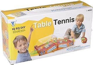 Little Treasures Ball Blasting Tabletop Tennis Board Game Great Arcade Mini Ball Shoot Score Game (2 Players)