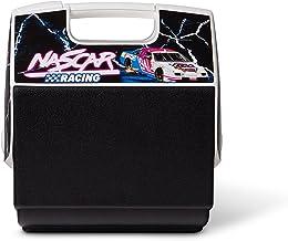 Igloo Limited Edition Nascar 7 qt Playmate Pal Nascar Retro Lighting