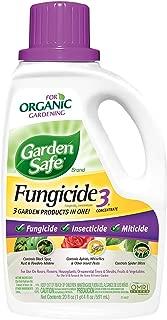 Garden Safe 510992 Fungicide3 Concentrate (HG-10411X) (20 fl oz)