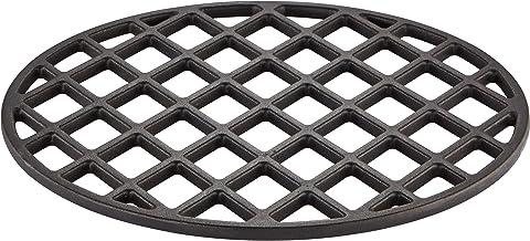 Jamestown Grillrost mit Modular System | Grillzubehör aus Gusseisen mit 29,5 cm Durchmesser