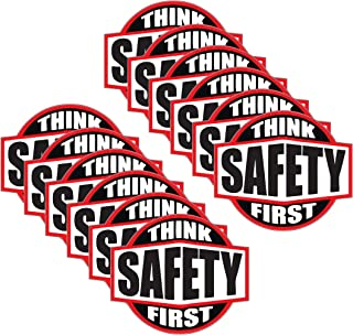 Best hard hat stickers safety Reviews