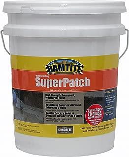 Damtite 4702 0 Super Patch Repair, 70 lb. Pail, 70-Pound, Concrete