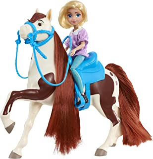 DreamWorks Spirit Riding Free Collector Doll & Horse - Abigail & Boomerang