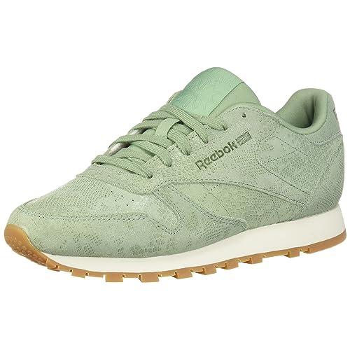 e6f3ce7716e Reebok Women s Classic Leather Sneaker