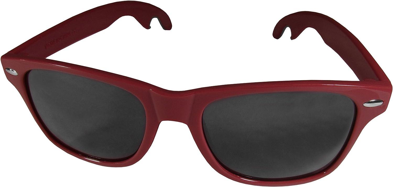 NCAA Siskiyou Sports Fan Shop Colorado State Rams Beachfarer Bottle Opener Sunglasses One Size Team Color
