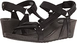 ba520be7c Teva westwater leather black