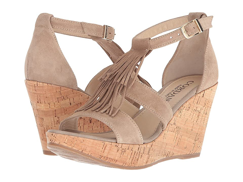 Cordani Rooney (Taupe Suede) Women