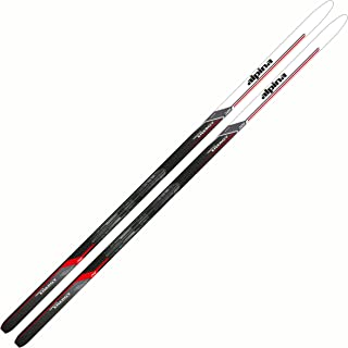Alpina Sports Energy Nordic Touring Skis with NIS Binding Mounting Plates Installed