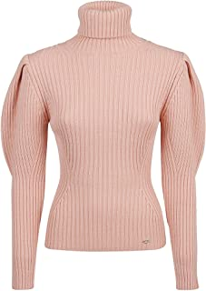 Elisabetta Franchi Luxury Fashion Womens MK65M96E2153 Pink Sweater | Fall Winter 19