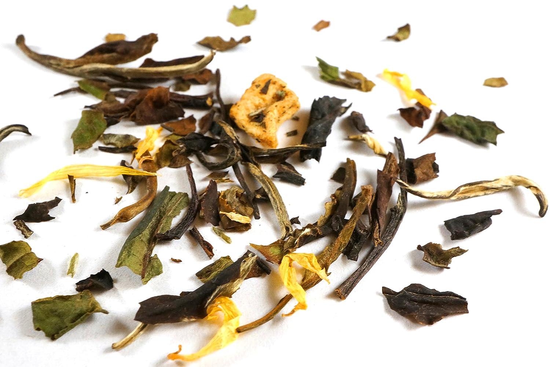 Beantown Tea Bargain Max 57% OFF Spices - Peach White Premium L Loose Gourmet Tea.