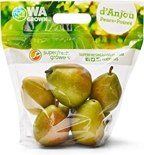 D'Anjou Pears, 2 lb Bag